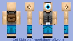 Cyklop Minecraft Skin
