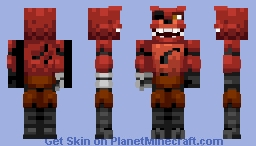 Five Nights At Freddys 2   Foxy The Pirate