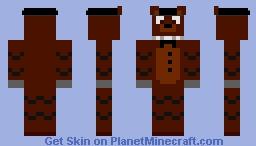 Freddy~ FNAF Skin