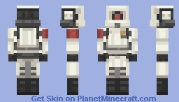 Half Life 2 - Combine Elite Minecraft Skin