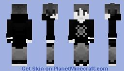 My Colors Have Been Stolen Minecraft Skin
