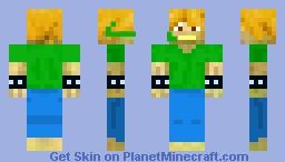 Pro Gamer Minecraft Skin