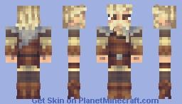 RPG Skin: Nordic Voyager Minecraft