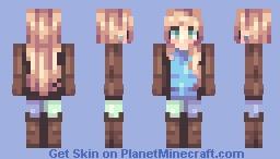 Patience Minecraft Skin