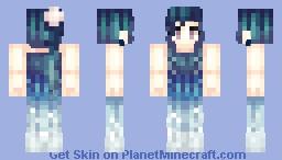 waterfall Minecraft Skin