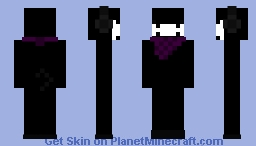 Monstercat Minecraft Skin