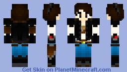 Swtor Smuggler [Description ;D] Minecraft Skin