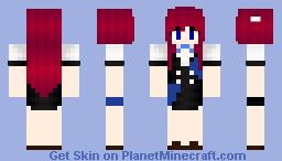 Amane Suou (Grisaia no Kajitsu) Minecraft Skin