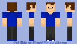 Chris (Hellbenders) Minecraft Skin