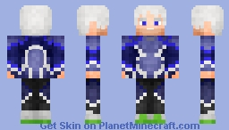 Quicksilver (Age of Ultron) Minecraft