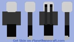 8-bit Crying Child v2 Minecraft Skin