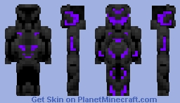 Epic Robot/ Ender Edition Minecraft