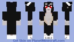 Evil Stampy Minecraft Skin