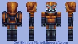 Hobgoblin (Phil Urich) Minecraft Skin