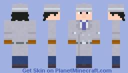[IG] Inspector Gadget Minecraft Skin