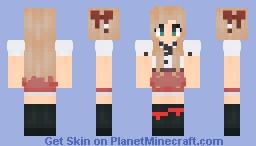 ˚˚˚Kawaii˚˚˚: †rinity Minecraft Skin