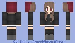 bloodlust Minecraft Skin