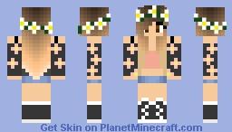 Sexy Girl Skin Minecraft Skin - Skins fur minecraft madchen