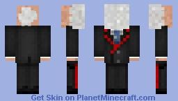 Crazy Man, Swanky Suit Minecraft Skin