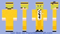 [The Mask] The Mask Minecraft Skin