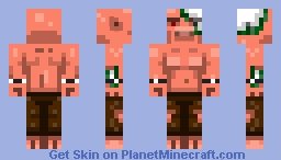 Zambie Pigman - For WIP Texture Pack!