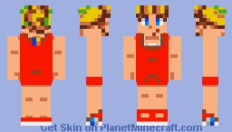 Mega Man - Roll Classic & More! (Ver. S) Minecraft Skin