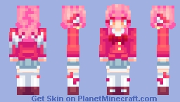 New Username! New Persona (YAY Level 50!) Minecraft Skin