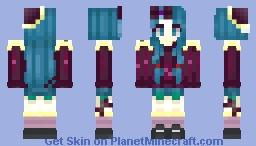 ~ Purblue ~ Minecraft Skin