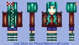 ~ Find The Hatter ~ Minecraft Skin