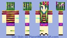 ~ Contrast ~ Minecraft Skin