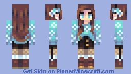 Goodbye Winter! Minecraft Skin