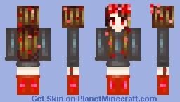 ~ Judy, The Redstone Queen ~ Minecraft Skin