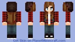 καγ нαrℓσω ♥ Lumberjack (Request) ♥ Minecraft