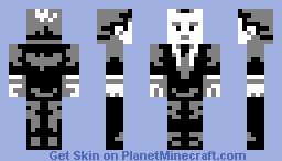 Man in Suit (3 COLOR SKIN CONTEST!!) Minecraft Skin