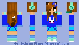 MY PERSONA!! *Kitty* Minecraft Skin