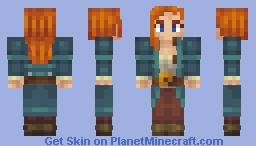 Piper Pim Minecraft Skin