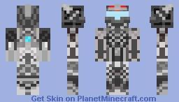 RebelHound Minecraft Skin