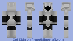 Sith Trooper - KotOR Minecraft Skin
