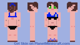 Starfleet Shore Leave Minecraft Skin