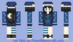 To The Moon ♥ Minecraft Skin