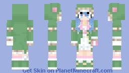 Yoshino (四糸乃) Minecraft Skin