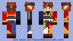 SAO II - Alfheim Online Klein Minecraft Skin