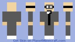 Blendin Benjamin Blandin Minecraft Skin