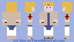 Giygas Minecraft Skin