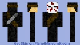 Joson The Killer Minecraft Skin