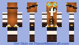 Minecraft adventure girl Minecraft Skin