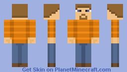 Inspiration! Minecraft Skin