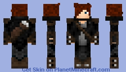Cool Archer Minecraft Skin