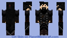 Guy Thief v2 1.8 Minecraft Skin