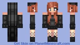AYe it's rene Minecraft Skin